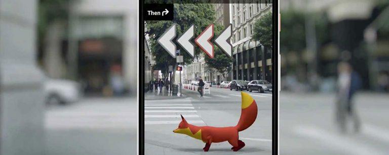Augmented reality blog (ar google maps ar producties amsterdam)