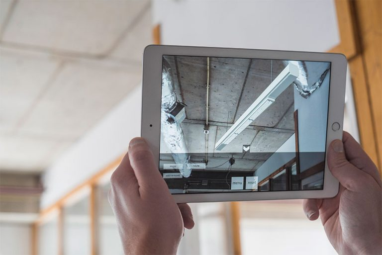 Augmented reality blog (case detail veko 1 ar producties amsterdam)