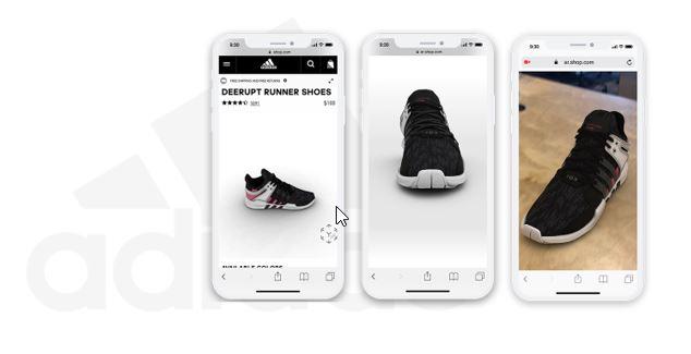 Web-AR (e commerce)