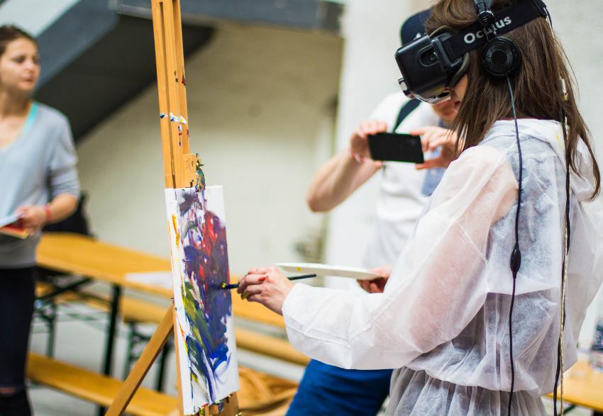 augmented- en mixed reality campagnes (bevorder het onderwijs met)