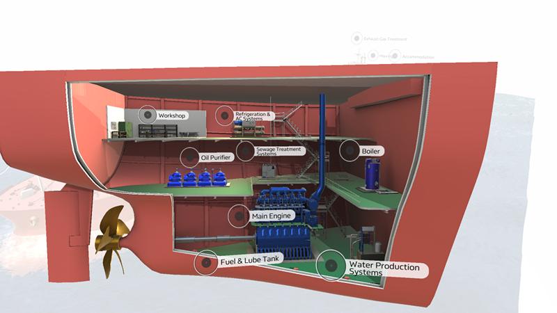 augmented- en mixed reality campagnes (maak 3d modellen interactief)